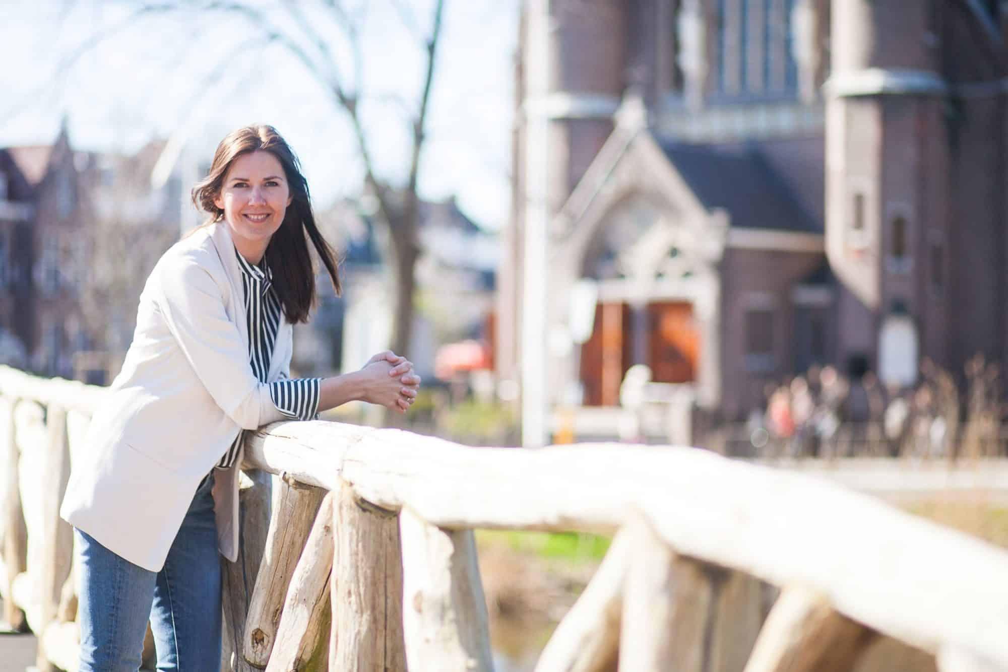 Lianne van Diepen Coach in Alkmaar